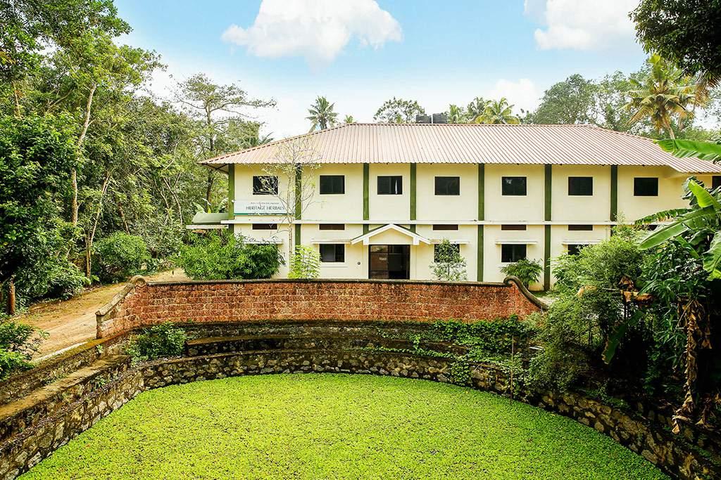 Престижный оздоровительный центр «Кришнанду Аюрведа»